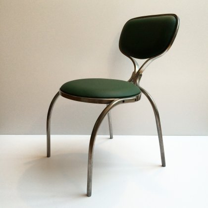 "Carlo De Carli (1910 - 1999) - Chair model ""Firenze"""